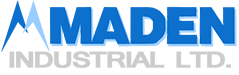 Maden Industrial Logo Small